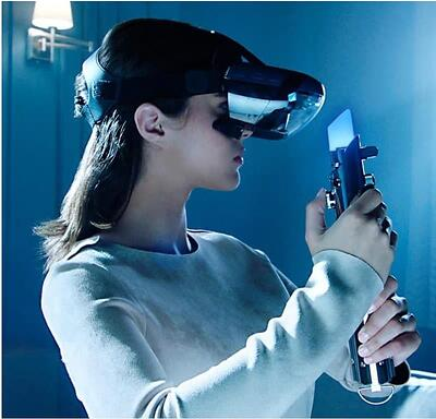 VR entertainment has become extremely popular