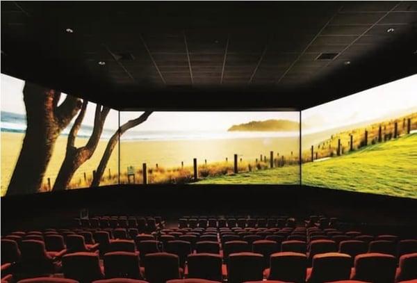vr cinema theater
