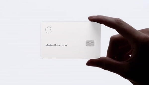 physical Apple Card