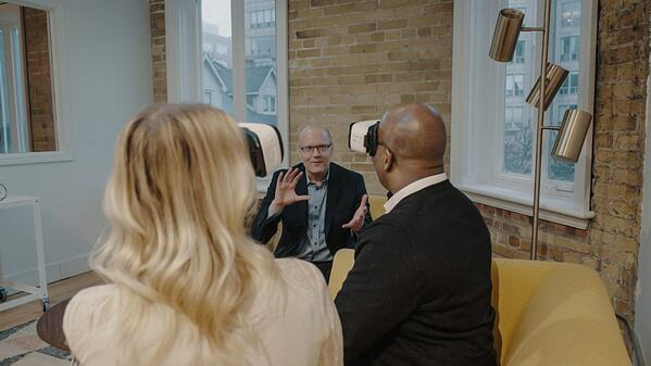 Using VR in furniture answers barriers many in the industry face