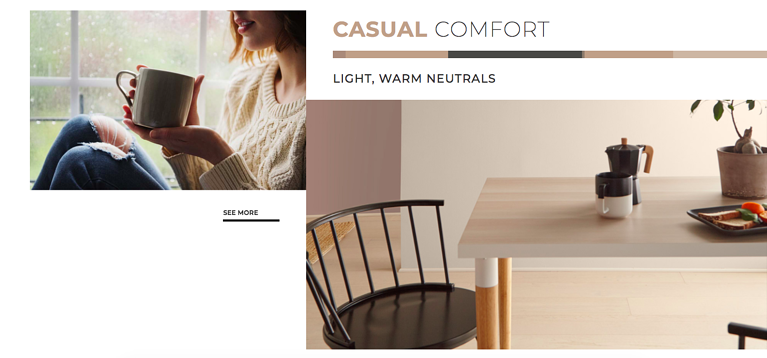 Behr 2021 colour of the year