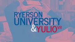 VR Education: Yulio Helps Ryerson Architecture Students Design the Future