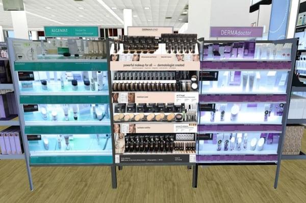 LOreal-merchandising-stand