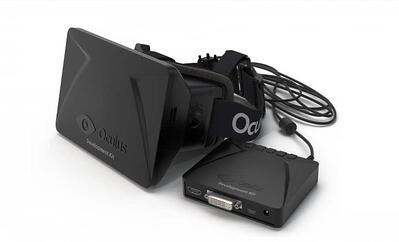 DK1 was released in 2013 by Oculus