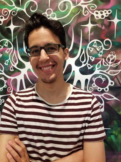 Oussama-Belhenniche, Yulio VR developer