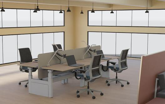 Perspective Rendering Office