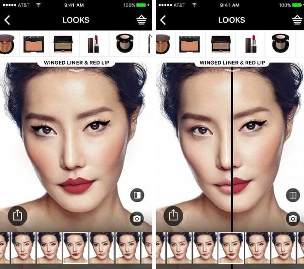 Sephora-AR-makeup-app