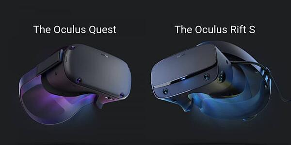 Picture of Oculus Quest and Rift S
