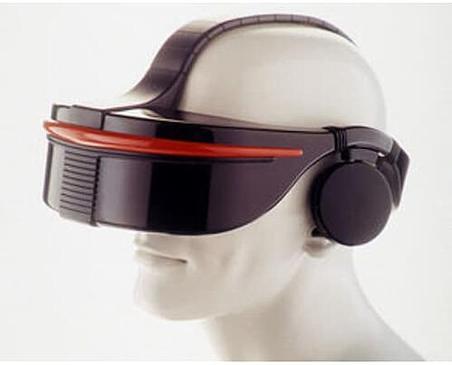 VR proves technical difficulties with the SEGA VR headset. Prototyped in 1993, but never ended up hitting consumer shelves.