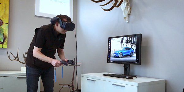 Ford VR Checking