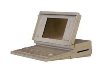 1989 vintage Mac portable