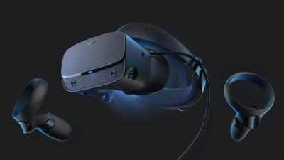 The Oculus Rift S