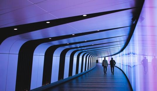 Future like Hallway